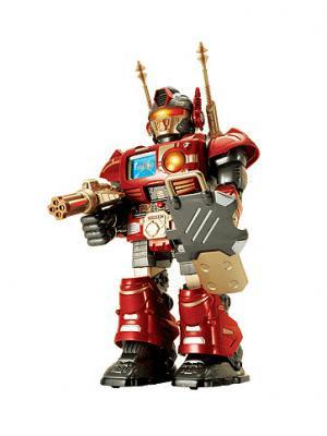 Робот-сержант Hap-P-Kid. Цвет: красный (осн.)
