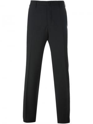 Классические брюки Boglioli. Цвет: синий