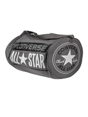 Сумка  LEGACY BARREL DUFFEL BAG Converse. Цвет: серый