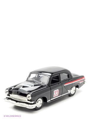 Машина Технопарк  волга 21. Цвет: черный