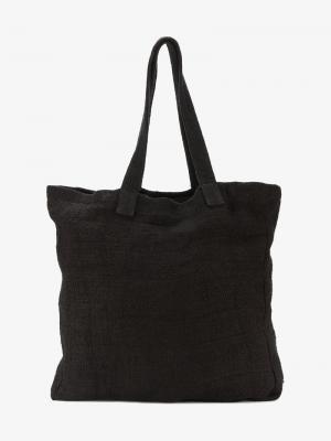 Большая сумка-тоут By Walid. Цвет: чёрный