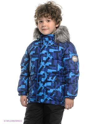 Куртка KUUTTI. Цвет: синий