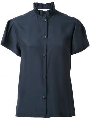 Рубашка Victoria Société Anonyme. Цвет: синий