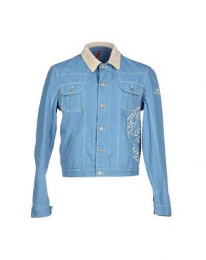 Куртка NICWAVE. Цвет: лазурный