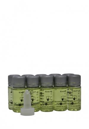 Масло восстанавливающее Hair Company Professional. Цвет: зеленый