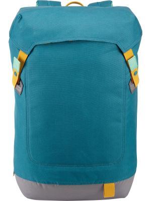 Рюкзак Case Logic Larimer для ноутбука 15.6. Цвет: бирюзовый