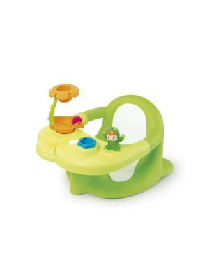 Стульчик для ванной,зеленый, 49*34*26 см, Cotoons Smoby. Цвет: зеленый
