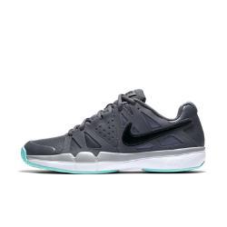 Мужские теннисные кроссовки Court Air Vapor Advantage Nike. Цвет: серый