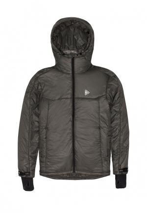 Куртка утепленная Bask. Цвет: серый