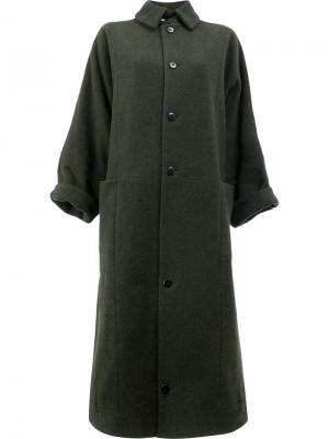 Пальто  Doorman Toogood. Цвет: зелёный