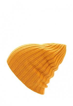 Шапка Pur. Цвет: желтый