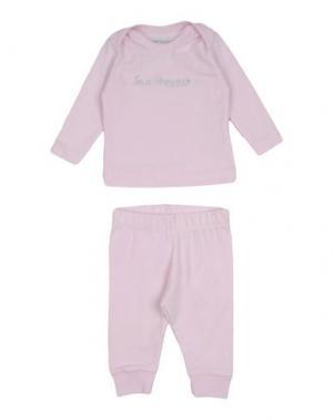 Пижама IMPS&ELFS. Цвет: розовый