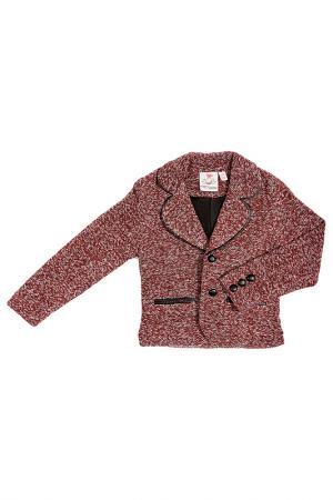 Пиджак ForeNBirdie. Цвет: коричневый, черный