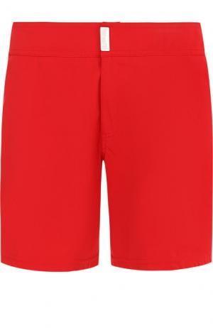 Плавки-шорты с карманами Vilebrequin. Цвет: кремовый