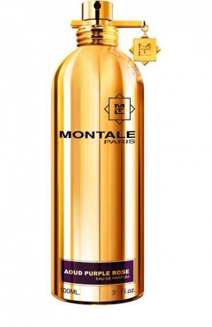 Парфюмерная вода Aoud Purple Rose Montale. Цвет: бесцветный