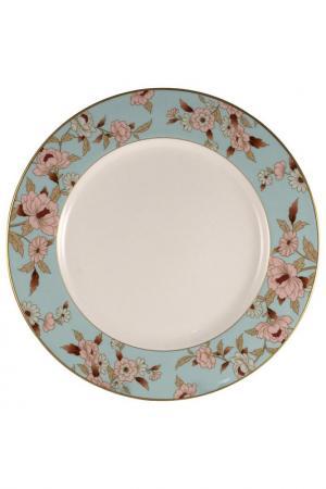 Набор 6 тарелок Narumi. Цвет: белый