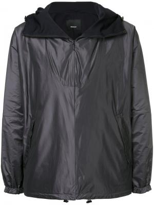 Куртка на молнии 08Sircus. Цвет: синий