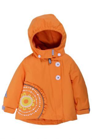Куртка  LACY KERRY. Цвет: оранжевый