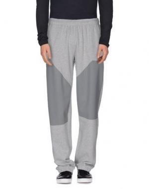 Повседневные брюки U CLOTHING. Цвет: серый