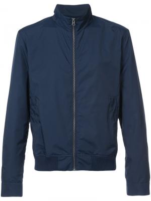 Легкая куртка 321. Цвет: синий