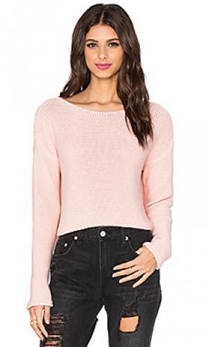 Свитер fiji 360 Sweater. Цвет: розовый