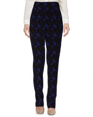 Повседневные брюки ATTIC AND BARN. Цвет: баклажанный