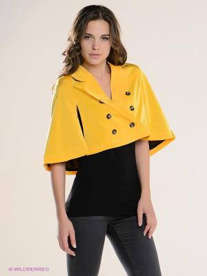 Жакет Kling. Цвет: желтый