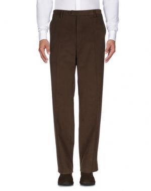 Повседневные брюки BROOKSFIELD. Цвет: коричневый