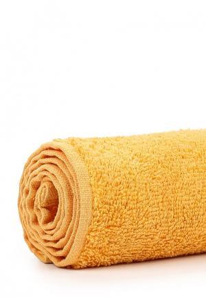 Комплект полотенец 3 шт. Arloni. Цвет: оранжевый