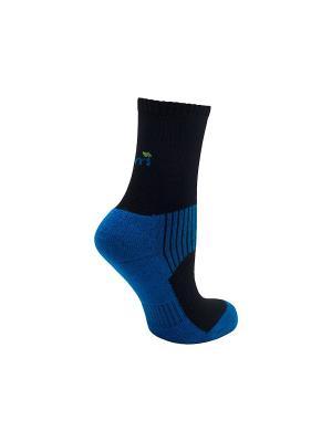 Носки ECCO. Цвет: черный, синий