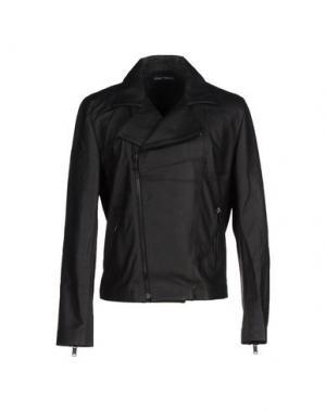 Куртка IVANO TRIOLO. Цвет: черный