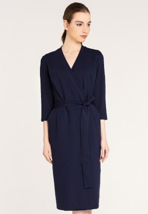 Платье Stimage. Цвет: синий