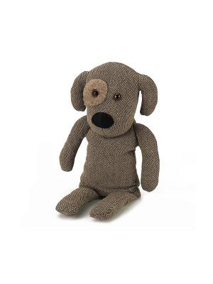 Игрушка-грелка Собачка Генри Warmies. Цвет: коричневый