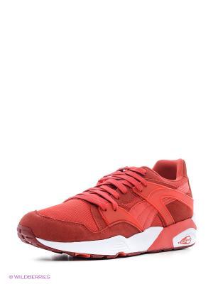 Кроссовки Blaze Puma. Цвет: красный