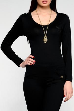 Блуза PunkQueen. Цвет: черный