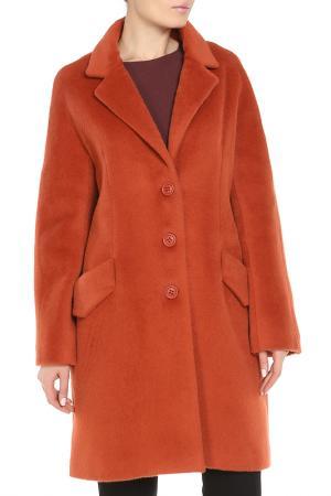 Пальто Beatrice. B. Цвет: оранжевый
