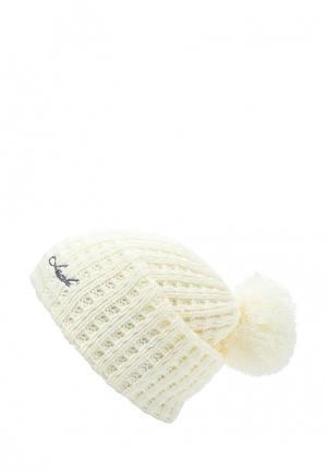 Шапка Anta. Цвет: белый