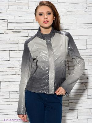 Куртка Conver Vintage. Цвет: серый