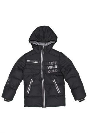 Куртка пуховая Arctic Goose. Цвет: графитовый