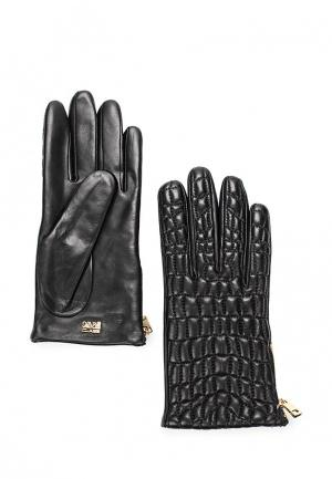 Перчатки Cavalli Class. Цвет: черный