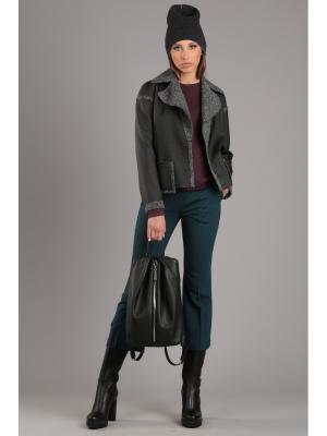 Куртка ЭНСО. Цвет: антрацитовый