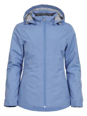 Куртка Rukka. Цвет: голубой, серо-голубой