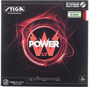 Накладка для настольного тенниса  Power LT Stiga
