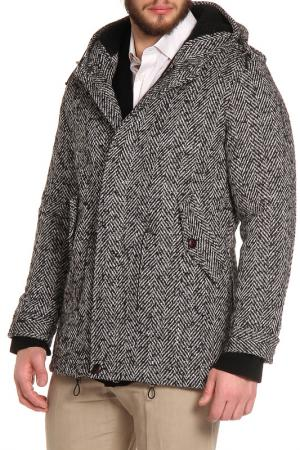 Пальто LOST IN ALBION. Цвет: серый