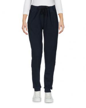 Повседневные брюки SCOUT. Цвет: темно-синий