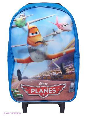 Сумка Planes. Цвет: синий