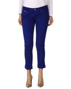 Повседневные брюки EAN 13. Цвет: ярко-синий