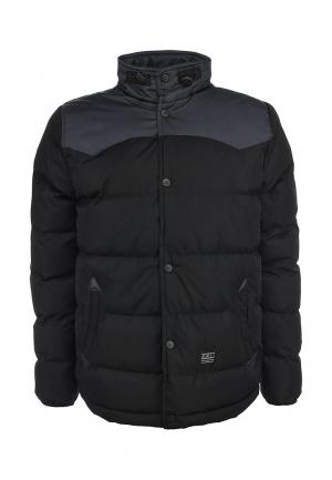 Куртка утепленная d-Struct. Цвет: черный