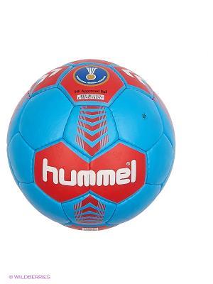 Мяч 1.3 CONCEPT+ HUMMEL. Цвет: синий, оранжевый