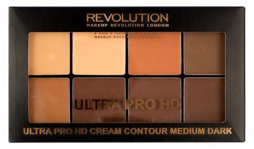 Для лица Makeup Revolution Medium Dark. Цвет: medium dark